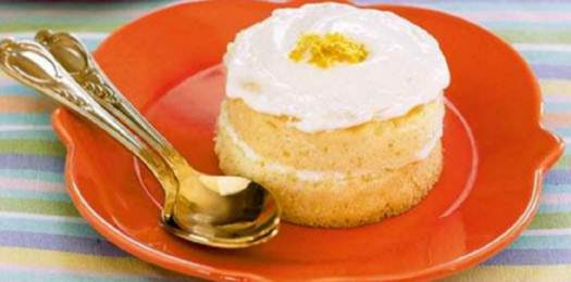 Description: Lemon and olive oil cake