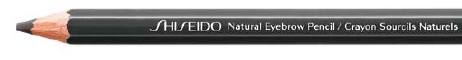 Description: Shiseido Natural Eyebrow Pencil in Ash Blonde