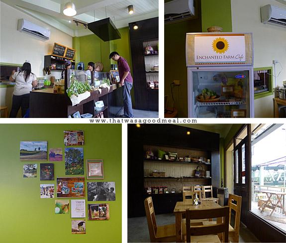 Description: Enchanted Farm Café