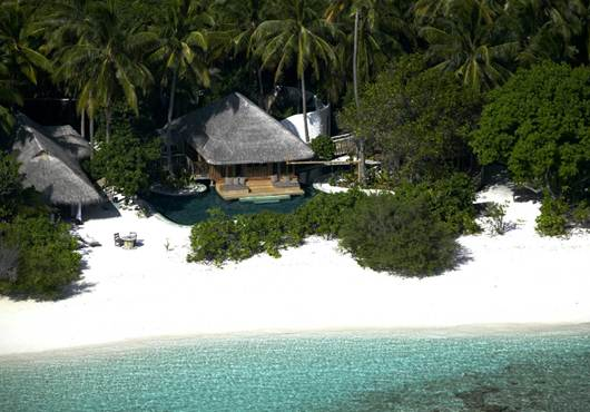 Description: Soneva Fushi resort