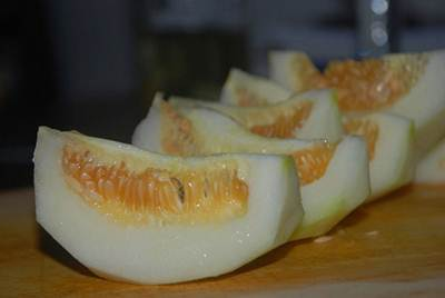 Description: Pear melon is good for those who want to lose weight