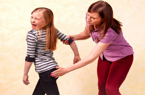 Description: Parents always apply punishing method for their children because they have wrong conceptions.