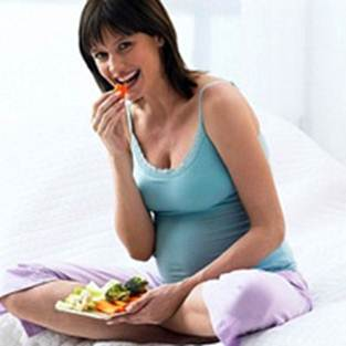 Description: Rights and wrongs about diet during pregnancy