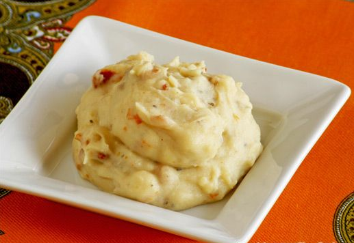 Description: Garlic mashed potatoes