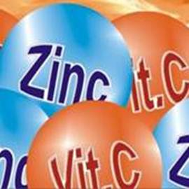 Description: The combination of Vitamin C and zinc is absolutely necessary to maintain the strength of the immune system.