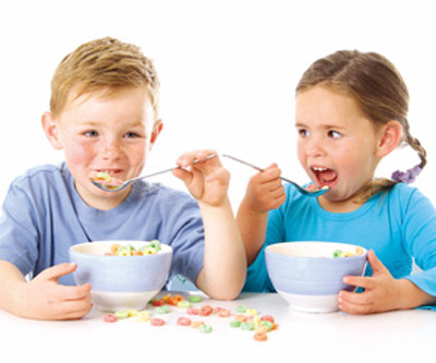 Description: Good eating in children is not difficult; it is important how you seduce them.
