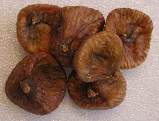 Description: Dried figs