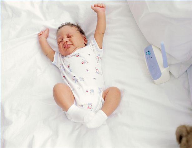 Description: Buy a baby monitor