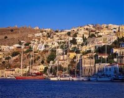 Description: Gialos Harbor