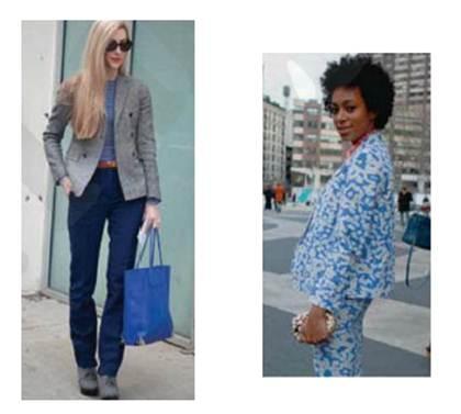 Description: Fashion on the street