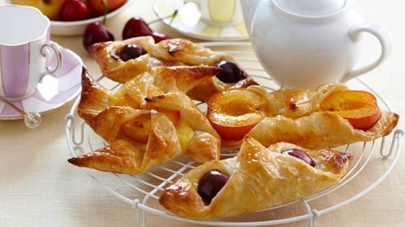 Description: Easy Danish pastries