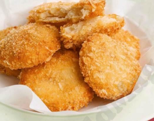 Description: Daing na Bangus and Potato Croquettas