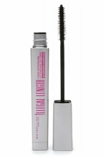 Description: Megal Length Fibre Extensions Mascara, $13.5, by Maybebelline New York