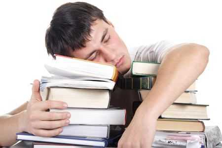 Description: the studies show that if you sleep for just five hours per night, you'll gain a kilogram of fat every year