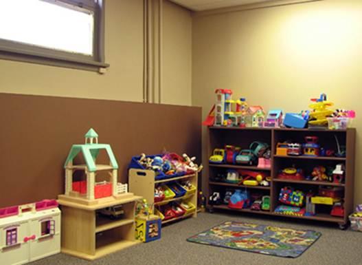 Description: Toy room