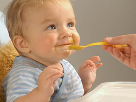 Description: When should I feed these foods for my son? And how?