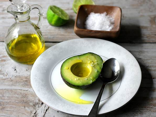 Eating lots of fresh avocado, using sunflower seed oil and olive… will help increase 3-4 times the chance of conceptions.