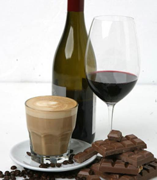 One natural way to detoxify body is avoiding coffee and wine.