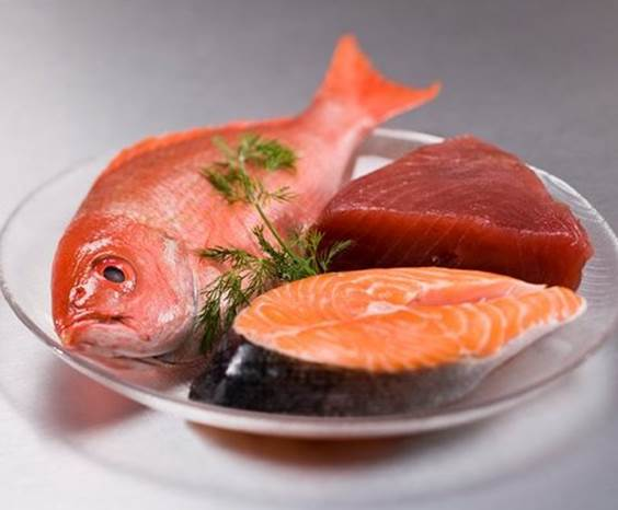 To make artery clean, you can choose the kinds of fish that are rich of omega-3.