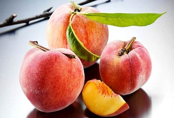 Delicious in puddings and salads, this pal of the peach is also a great snack