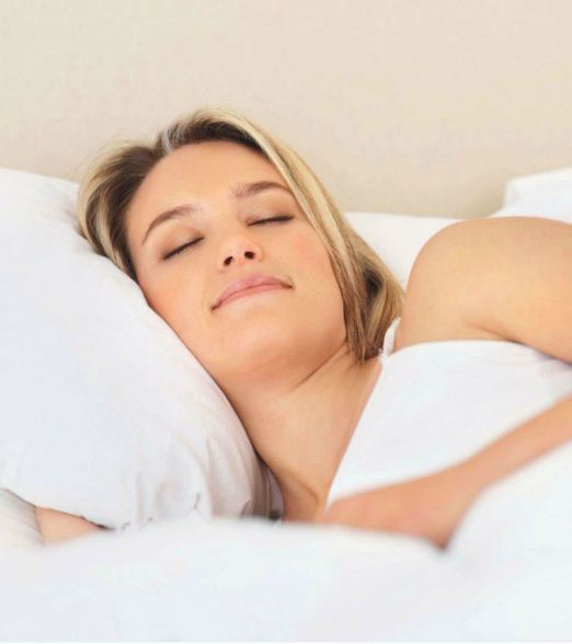 My sleep cycle has changed dramatically since giving birth.