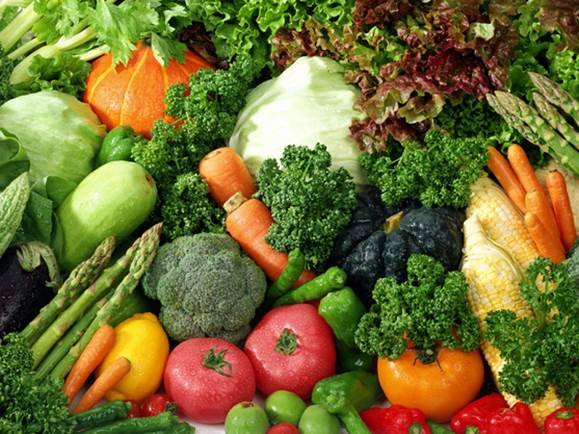 Green vegetables are proudly rated in the list of top foods when talking about nutritional contents.