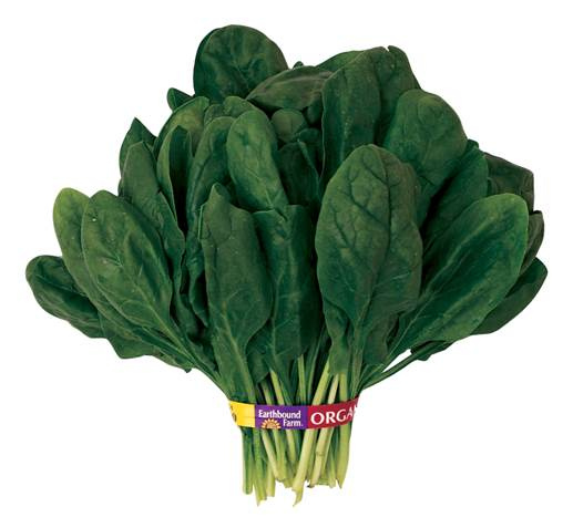 Spinach can help treat numbness.