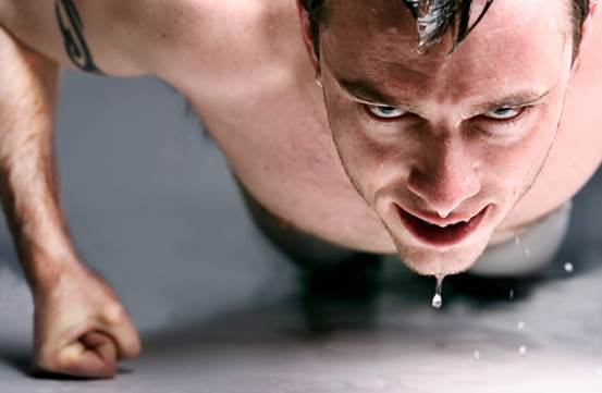 Hard exercise can accidentally make you lose much of mineral.