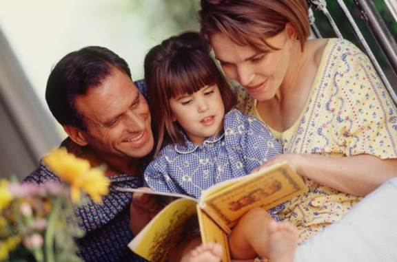 What parents need to do is to get to know their children's favorites, interests and supports children's developments.