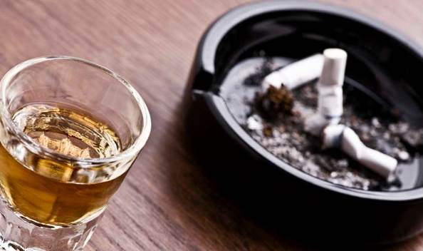 Alcohol and tobacco are dangerous enemies of fetal healthy developments.