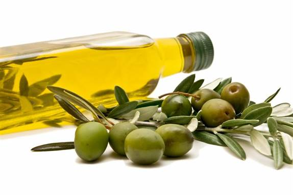 Use olive oil to treat sebum secretions.
