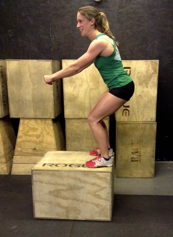 Description: In fact, plyometric exercises like these can burn up to 25 per cent more calories than regular resistance training.