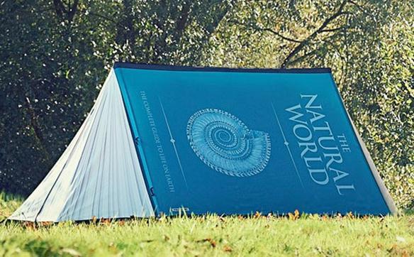 Description: FieldCandy Tents designed to stand out