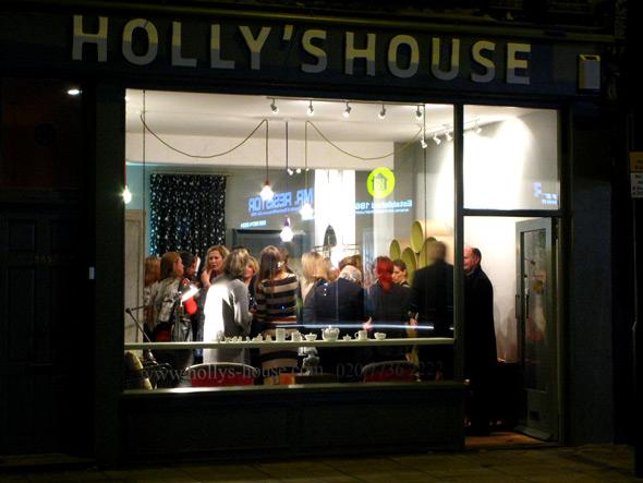 Description: Holly's house