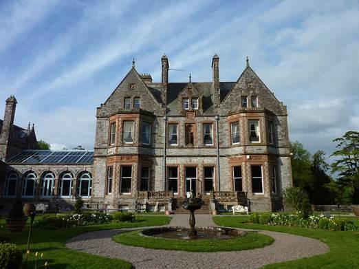 Description: Castle Leslie – County Monaghan, Ireland