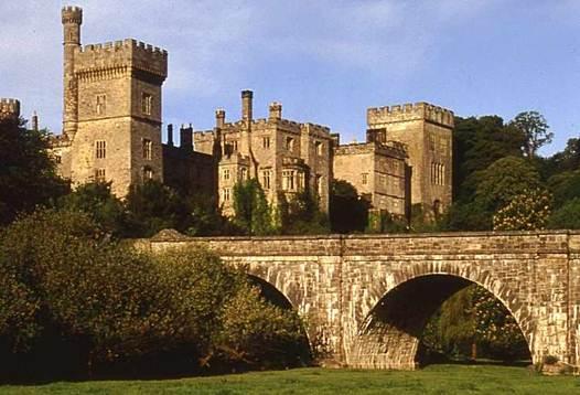 Description: Lismore Castle