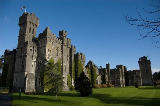 Description: Ashford Castle