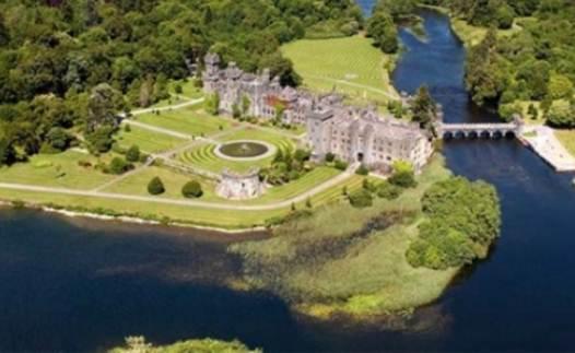 Description: Ashford Castle dates back to 1228