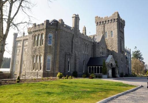Description: Kilronan Castle in County Roscommon