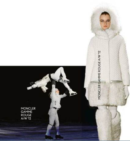 Description: Moncler Gamme Rouge A/W '12
