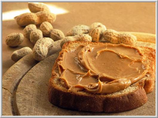 Description: All types of peanut butter reduce diabetes risk