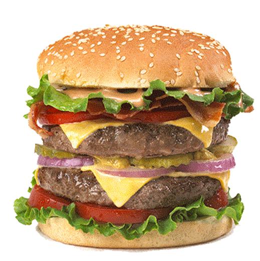 Description: 800 calories and 37 grams of fat!