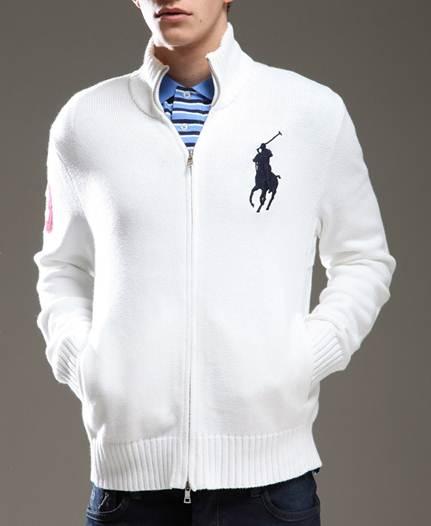 Description: Slip on the Ralph Lauren Zip Thru Jacket