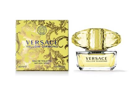 Description: Versace Yellow Diamond