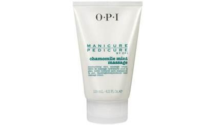 Description: OPl Manicure/Pedicure Massage in Chamomile Mint