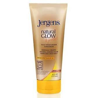 Description: Jergens Natural Glow & Protect SPF 20