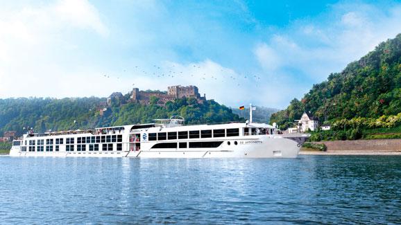 Description: The Rhine-based SS Antoinette