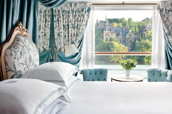 Description: …is undoubtedly one of the world's most luxurious river cruise ships.