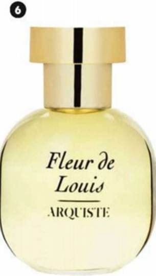 Description: Arquiste Fleur De Louis, Eau de Parfum, 55ml. $188