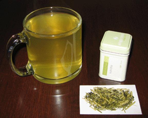 Description: Kukicha Twig Tea